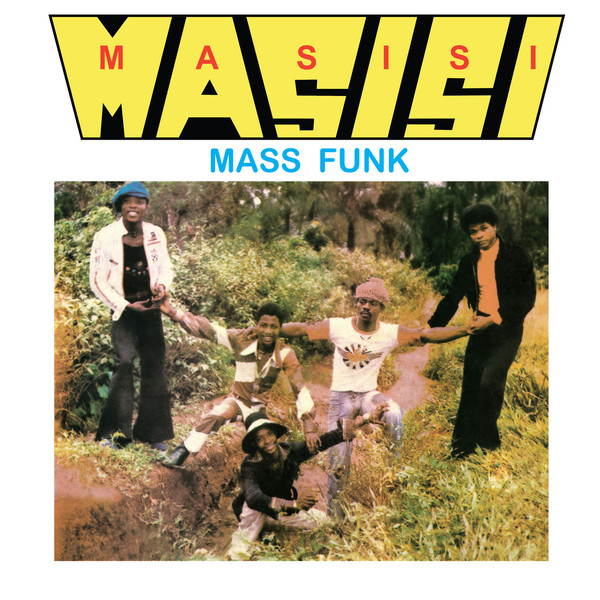 Masisi Mass Funk - I Want You Girl (CD, Album, RE)