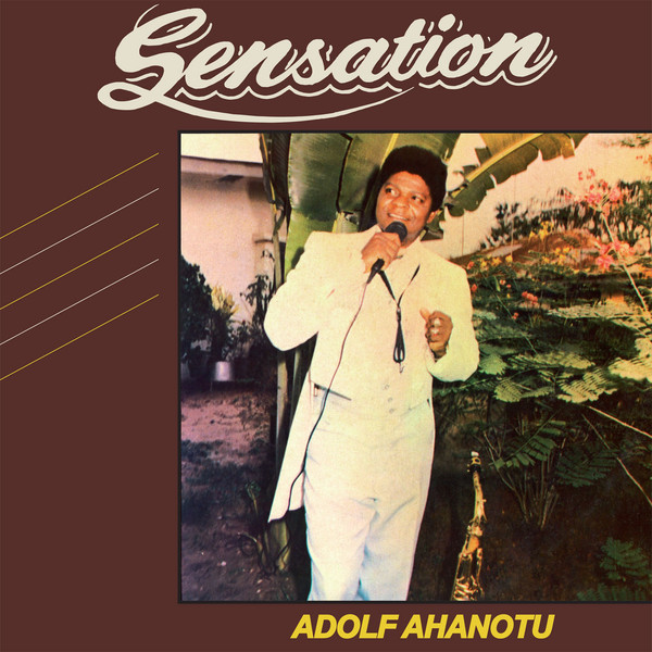 Adolf Ahanotu* - Sensation (CD, Album, RE)