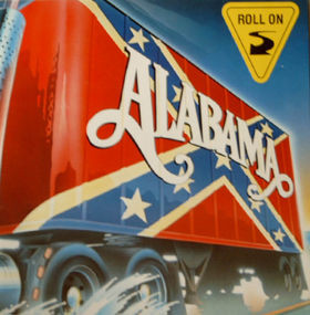 Alabama - Roll On (LP, Album)
