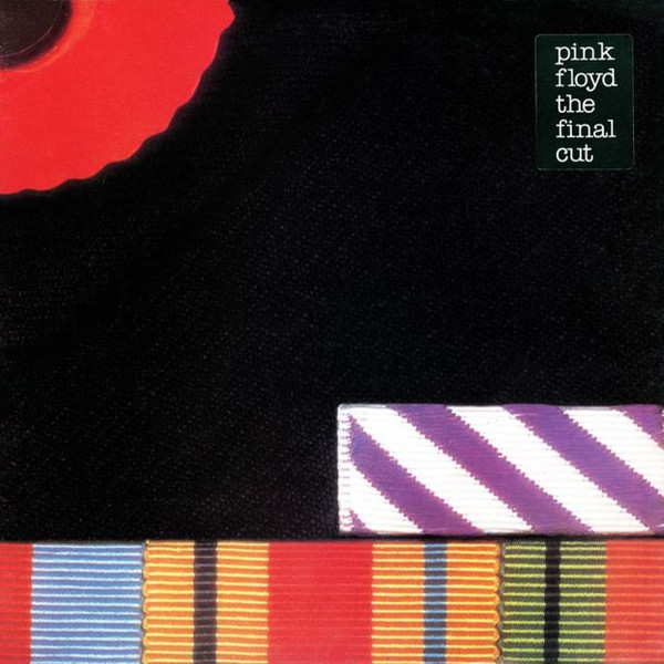 Pink Floyd - The Final Cut (LP, Album, Gat)
