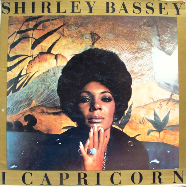 Shirley Bassey - I, Capricorn (LP, Album)