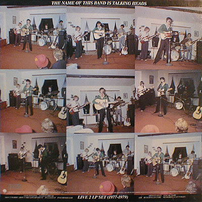 Talking Heads - The Name Of This Band Is Talking Heads (2xLP, Album)