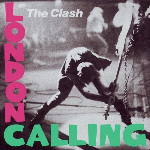 The Clash - London Calling (2xLP, Album, RE, RM, 180)