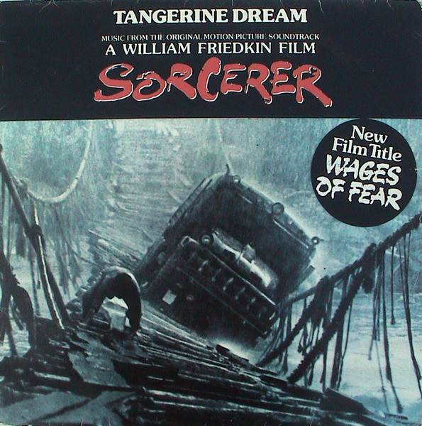 Tangerine Dream - Sorcerer (LP, Album)