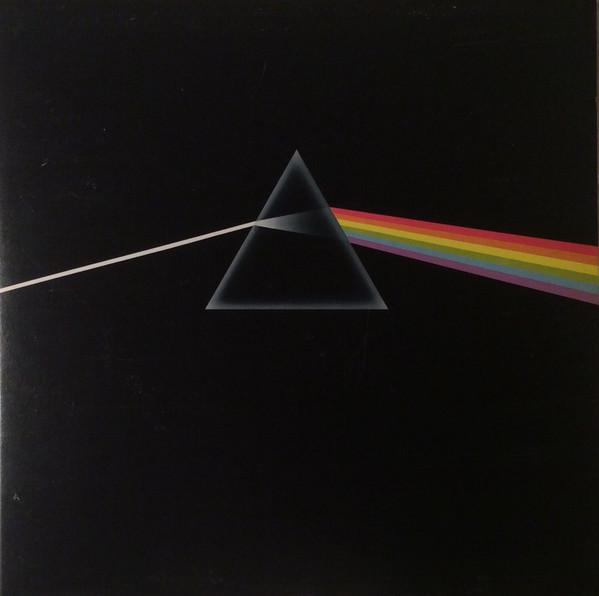 Pink Floyd - The Dark Side Of The Moon (LP, Album, Gat)