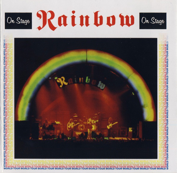 Rainbow - On Stage (CD, Album, RM, RP)