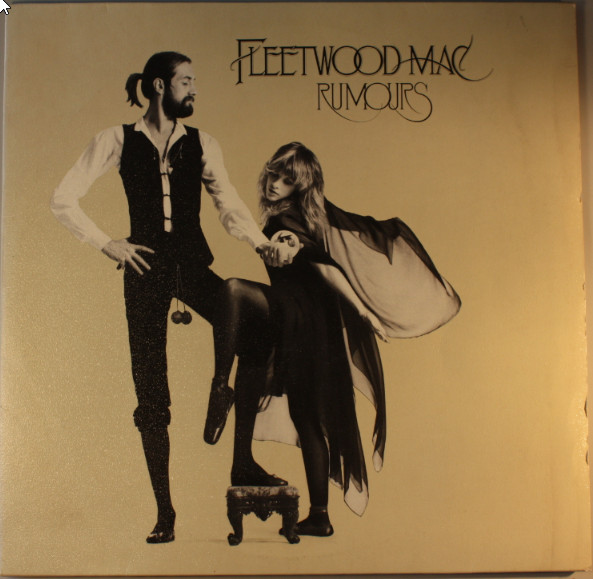 Fleetwood Mac - Rumours (LP, Album, RP)