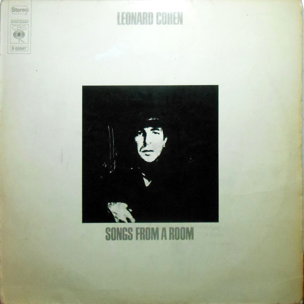 Leonard Cohen - Songs From A Room (LP, Album)