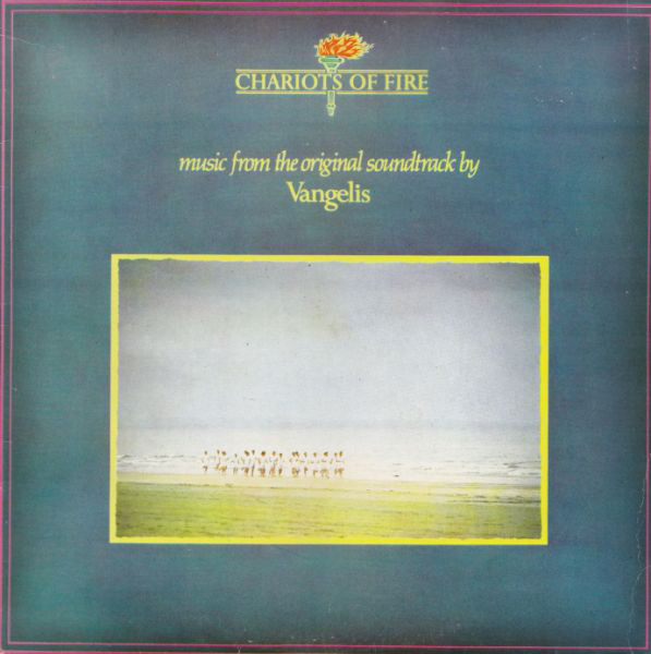 Vangelis - Chariots Of Fire (LP, Album)