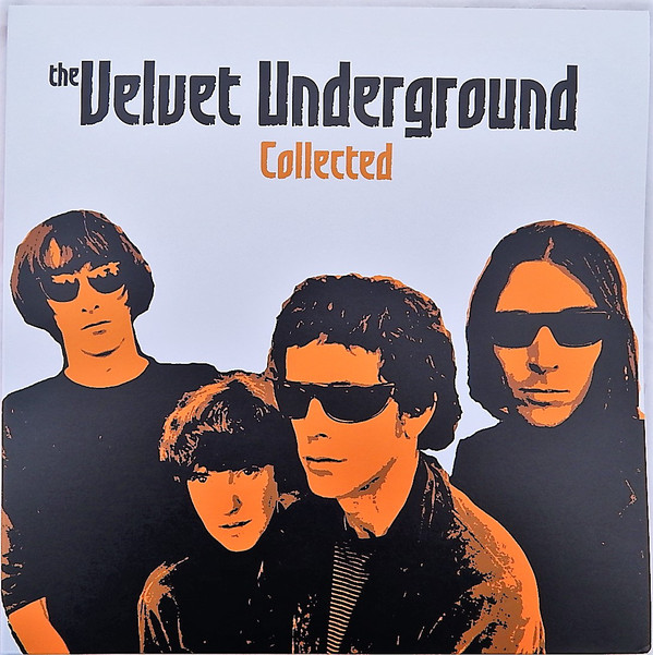 The Velvet Underground - Collected (2xLP, Comp, Ltd, Num, RE, Ban)