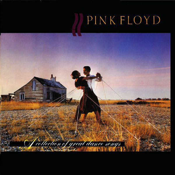 Pink Floyd - A Collection Of Great Dance Songs (LP, Comp, RE, RM, 180)