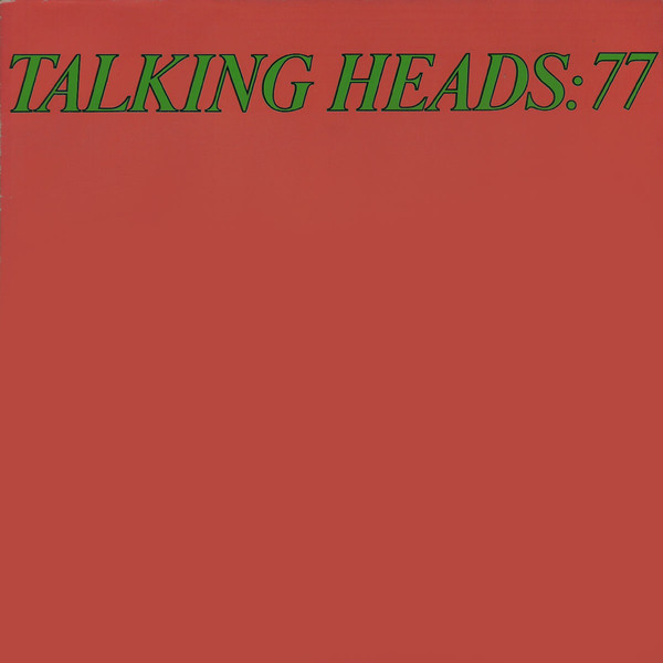 Talking Heads - Talking Heads: 77 (LP, Album)