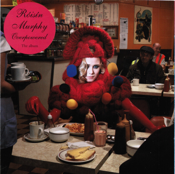 Róisín Murphy - Overpowered (CD, Album)