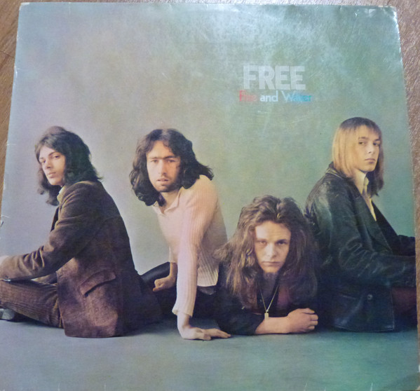 Free - Fire And Water (LP, Album)