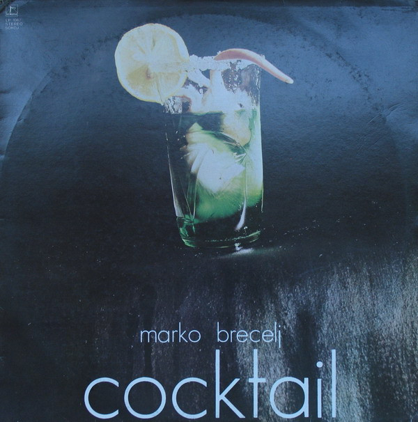 Marko Brecelj - Cocktail (LP, Album)
