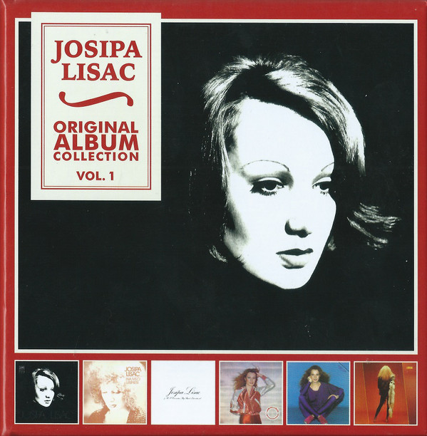 Josipa Lisac - Original Album Collection Vol. 1 (6xCD, Comp)