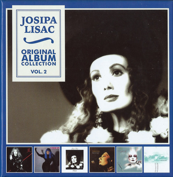 Josipa Lisac - Original Album Collection Vol. 2 (6xCD, Comp)
