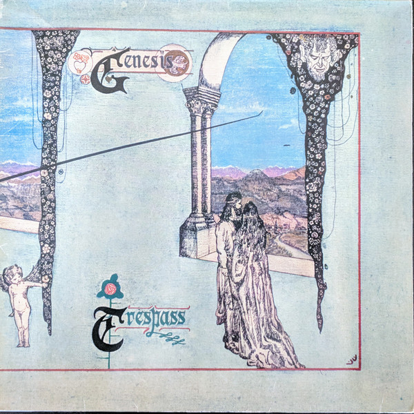 Genesis - Trespass (LP, Album, RE, Gat)