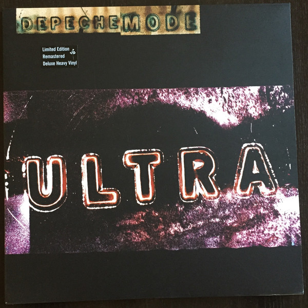 Depeche Mode - Ultra (LP, Album, RE, RM, 180)