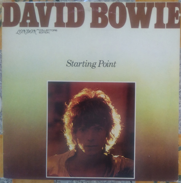 David Bowie - Starting Point (LP, Comp)