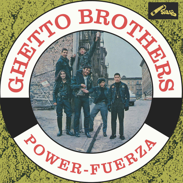 Ghetto Brothers* - Power-Fuerza (LP, Album, RE, RM)