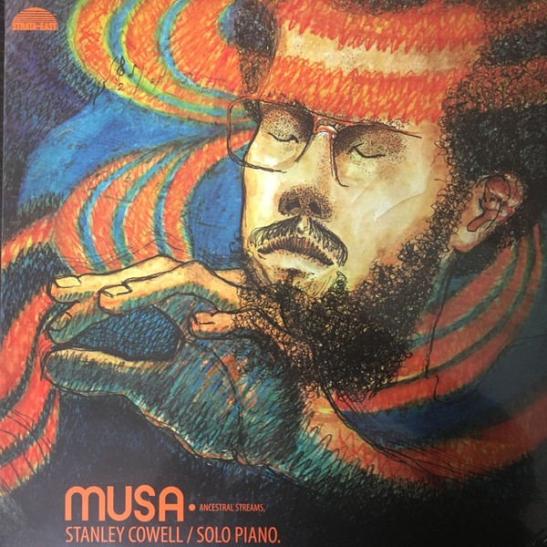 Stanley Cowell - Musa - Ancestral Streams (LP, Album, RE, Gat)