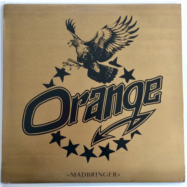 Orange* - Madbringer (LP, Album)