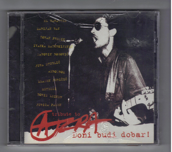 Various - Tribute To Azra, Đoni Budi Dobar! (CD, Comp)