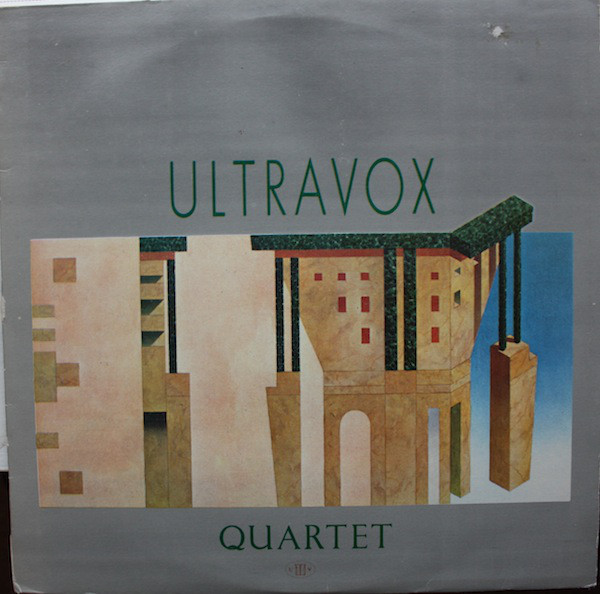 Ultravox - Quartet (LP, Album)