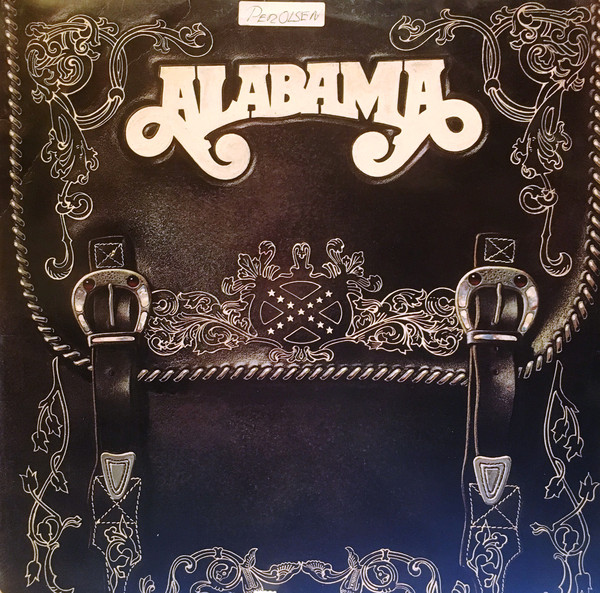 Alabama - Feels So Right (LP, Album)