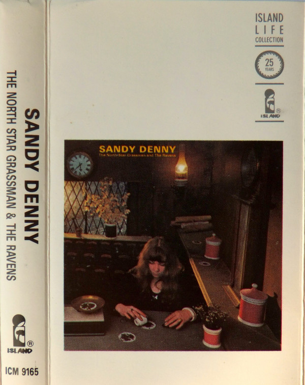 Sandy Denny - The North Star Grassman And The Ravens (Cass, Album)