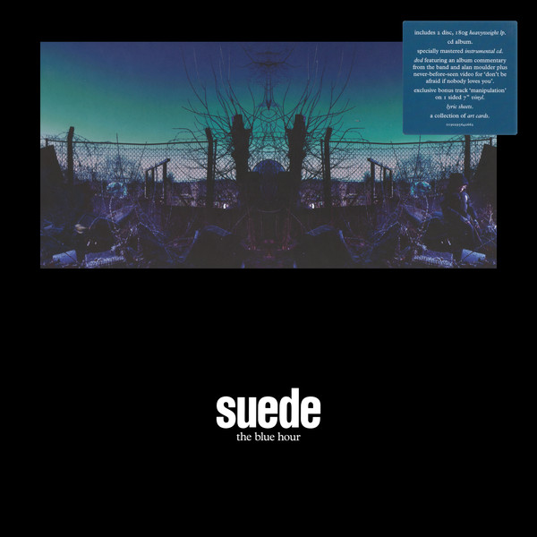 Suede - The Blue Hour (Box + 2xLP, Album + CD, Album + CD, Album, Ins + D)