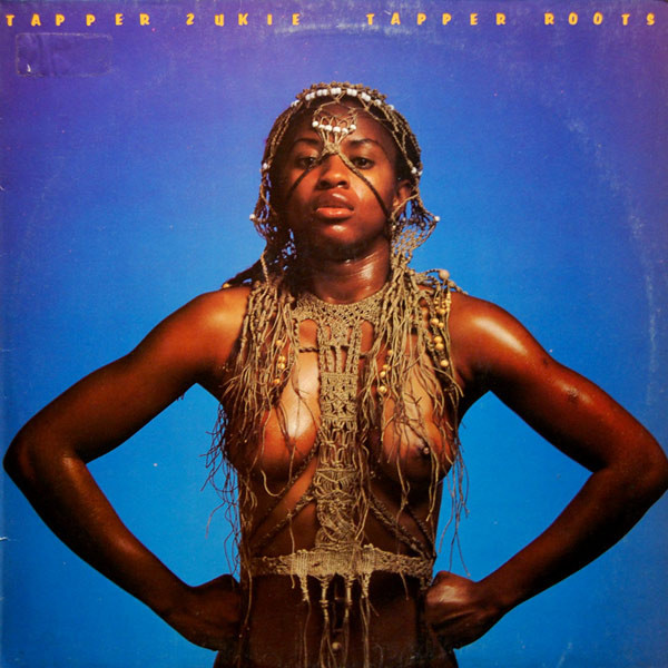 Tapper Zukie - Tapper Roots (LP, Album)
