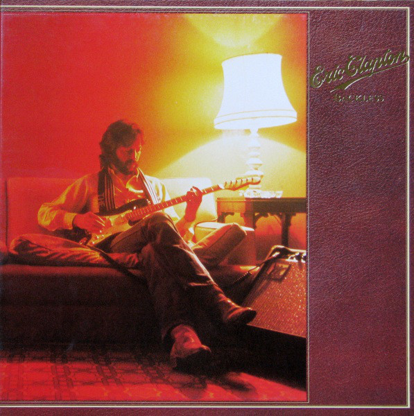 Eric Clapton - Backless (LP, Album, Gat)
