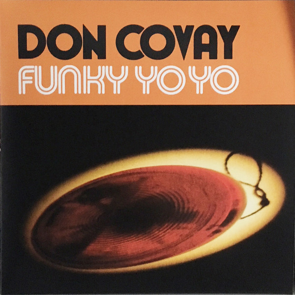 Don Covay - Funky Yo-Yo (LP, Album, RE, RM)