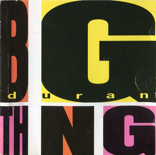 Duranduran* - Big Thing (CD, Album)