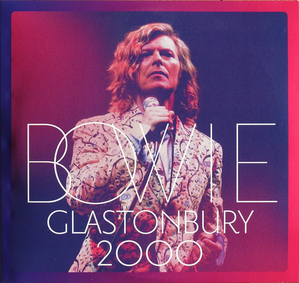 Bowie* - Glastonbury 2000 (3xLP, Album, RE, RP)