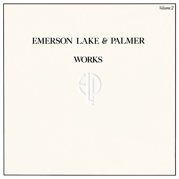 Emerson, Lake & Palmer - Works Volume 2 (LP, Album)
