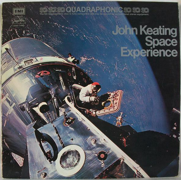 John Keating - Space Experience (LP, Quad)
