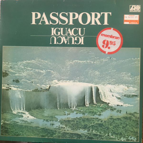 Passport (2) - Iguaçu (LP, Album)
