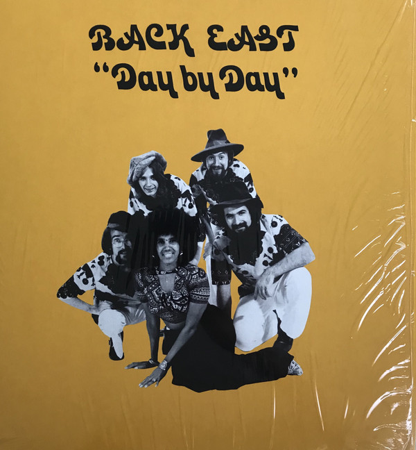 Back East - Day By Day (LP, Album, RE, RM)