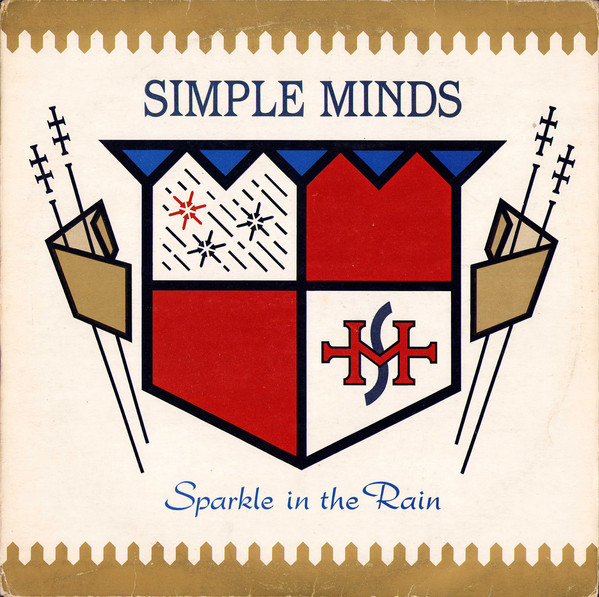 Simple Minds - Sparkle In The Rain (LP, Album)