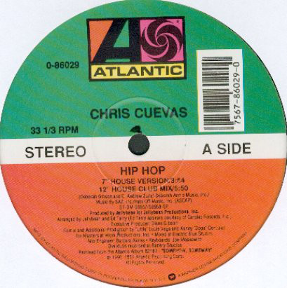 Chris Cuevas - Hip Hop (12