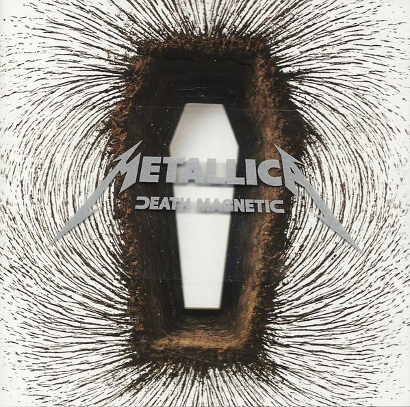 Metallica - Death Magnetic (CD, Album, Sup)