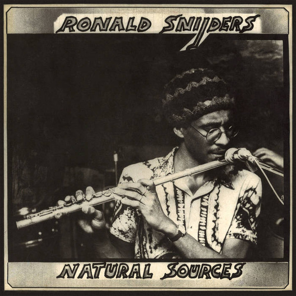 Ronald Snijders - Natural Sources (LP, Album)