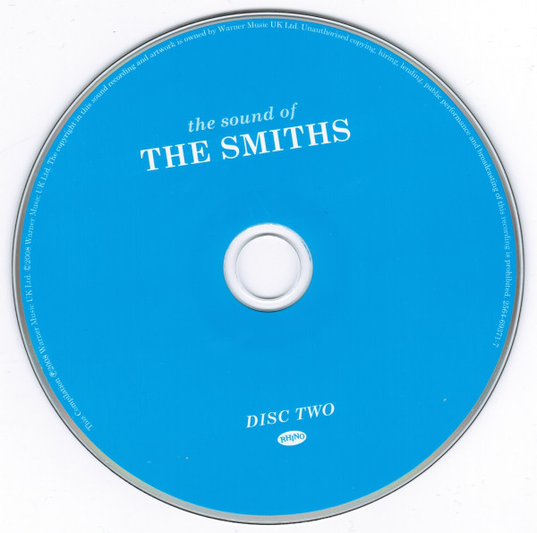 The Smiths - The Sound Of The Smiths (2xCD, Comp, RM, Dig)