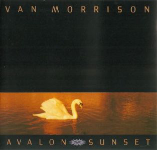Van Morrison - Avalon Sunset (LP, Album)