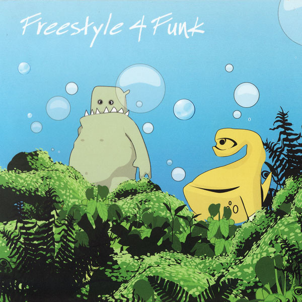 Various - Freestyle 4 Funk (CD, Album)
