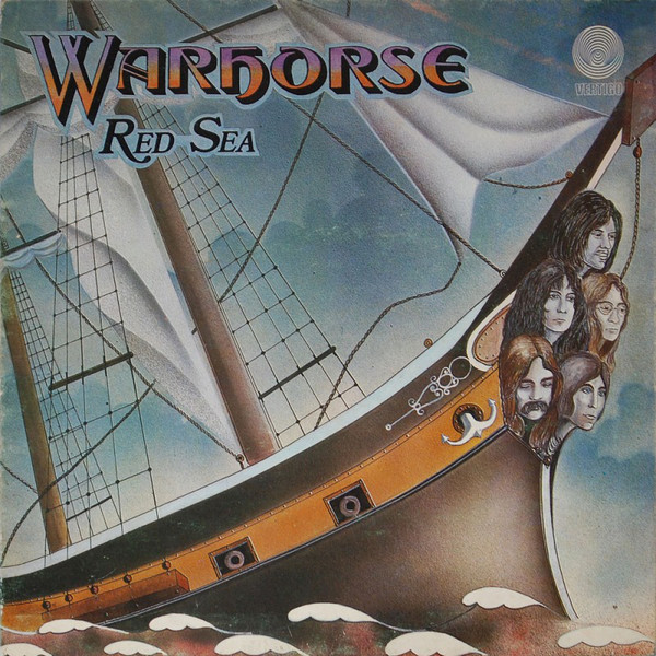 Warhorse (2) - Red Sea (LP, Album, Gat)