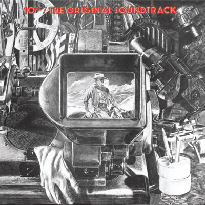 10cc - The Original Soundtrack (LP, Album)